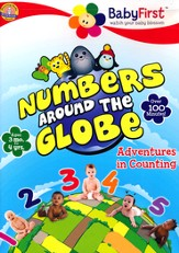Numbers Around the Globe: Adventures in Counting, DVD