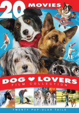 Dog Lovers Film Collection: 20 Movies, DVD