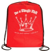 Kings Kid Drawstring Bag