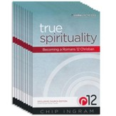 True Spirituality: Exclusive Church Edition Study Guide--10 Pack