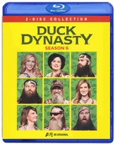 Duck Dynasty Season 6 Blu-Ray
