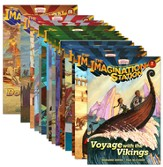 Adventures in Odyssey: Imagination Station, Volumes 1-16