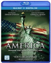 America: Imagine the World Without Her, Blu-ray/Digital HD