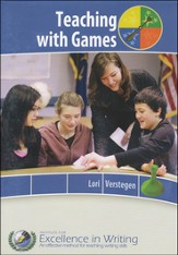 Teaching with Games, Revised Edition (2 DVDs & 1 CD-Rom Set)