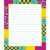 Snazzy Note Pad (50 Sheets)