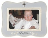 Baptism Photo Frame, Blue
