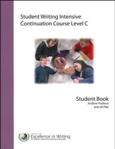Student Writing Intensive Continuation Course Level C Extra Student Handouts Packet