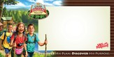 Camp Discovery Indoor/Outdoor Banner