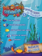 Búsqueda Submarina / Underwater Quest Spanish Leader's Kit