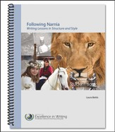 Following Narnia: Writing Lessons in Structure, Style and Grammar Student Book