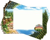 Camp Discovery Team Name Tags, Sheet of 10