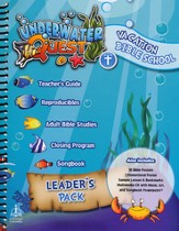 Búsqueda Submarina / Underwater Quest Bilingual Leader's Kit
