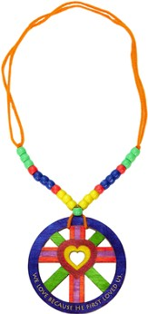 Camp Discovery VBS 2015: His Love Medallion Craft, Pack of 12