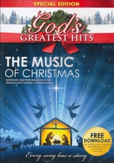 God's Greatest Hits: The Music of Christmas, DVD
