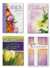 Easter Promises (KJV) Box of 12 Assorted Easter Cards