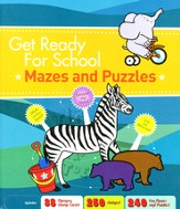 Get Ready For School: Mazes and Puzzles
