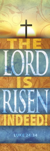 The Lord is Risen (Luke 24:34) Bookmarks, 25