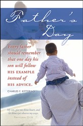 Father's Day (Proverbs 23:26) Bulletins, 100