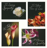 Loving Memory (NIV) Box of 12 Assorted Sympathy Cards