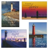 Beacon of Hope (KJV) Box of 12 Assorted Encouragement Cards