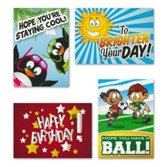 Just for Fun! Kids (ESV) Box of 12 Assorted All Occasion Cards