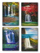 Living Waters (KJV) Box of 12 Assorted All Occasion Cards