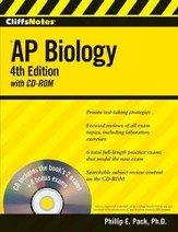 Cliffs Notes AP Biology with CD-ROM, Fourth Edition