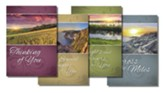 Across the Miles (KJV) Box of 12 Assorted Thinking of You Cards