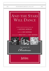 And The Stars Will Dance / SATB