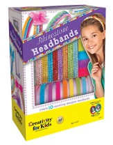 Rhinestone Headbands Kit