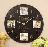 Family, As For Me and My House Clock