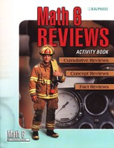 Math 6 Reviews Activity Book