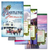 Romancing America Christmas Novella Collection, 4 Volumes
