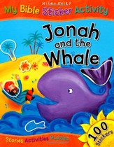 Jonah and the Whale: My Bible Sticker Activity