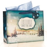 O Come Let Us Adore Him Gift Bag, Large