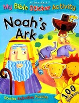 Noah's Ark: My Bible Sticker Activity