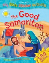 The Good Samaritan: My Bible Sticker Activity