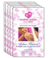 Moms in Prayer Booklet, Spanish - pack of 5