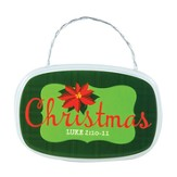 Christmas Plaque Ornament