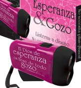 Esperanza y Gozo, Linternas Cargadas Manualmente  (Hope & Joy, Hand Powered Flashlight)