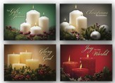 Light of the World, Box of 12 Assorted Christmas Cards (KJV)