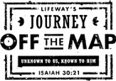 Journey Off the Map VBS 2015: Logo Stamp