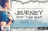 Journey Off the Map VBS 2015: Adult Starter Kit
