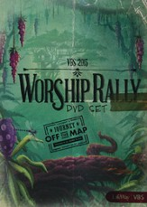 Journey Off the Map VBS 2015: Worship Rally DVD Set