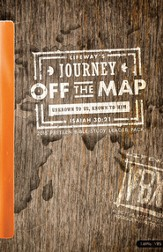 Journey Off the Map VBS 2015: VBX Preteen Bible Study Leader Pack