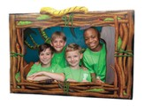Journey Off the Map VBS 2015: Picture Frames, Pack of 10