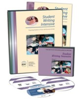 The Student Writing Intensive Level C (4 DVDs & Student  Materials; 2015 Packet Set Update)