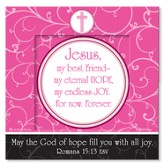 Hope & Joy Mini Magnet Frame