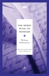 The Merry Wives of Windsor - eBook