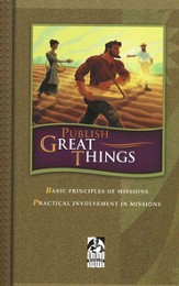 BJU Publish Great Things Student Text
